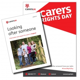 Carers Rights Day 2020: free pack